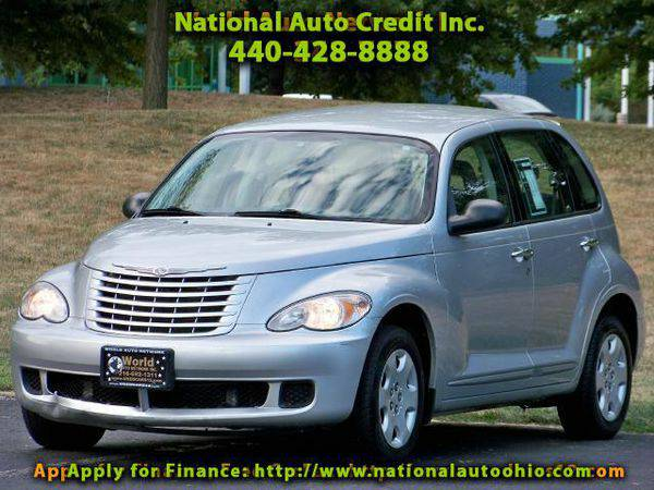 2009 *Chrysler* *PT* *Cruiser* Low Mileage Vehicle 93k. WELL...