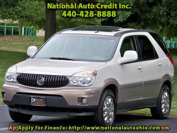 2006 *Buick* *Rendezvous* CXL.1-Owner vehicle. Heated Leather Seats...