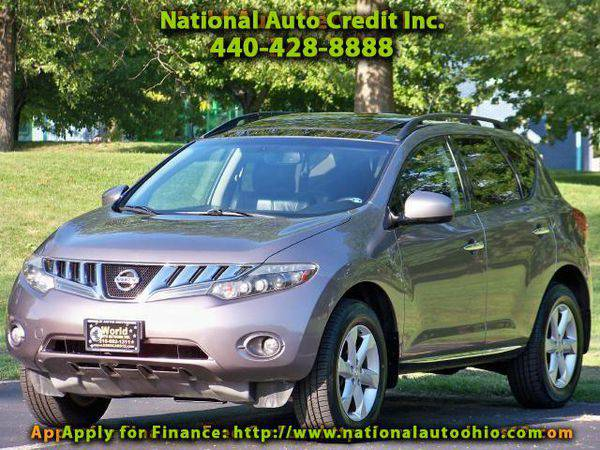 2009 *Nissan* *Murano* SL. 1-Owner Vehicle. Heated Leather Seats...