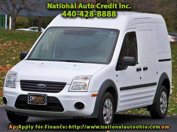 2013 *Ford* *Transit* *Connect* XLT with Side and Rear Door Glass....