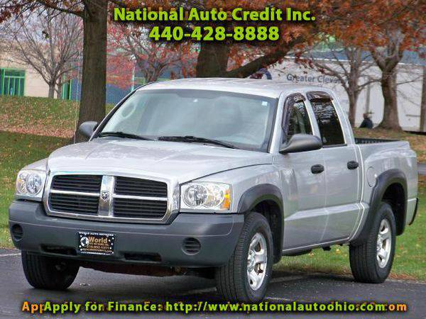 2005 *Dodge* *Dakota* ST Quad Cab 2WD. Alloy Wheels. Towing/Camper...