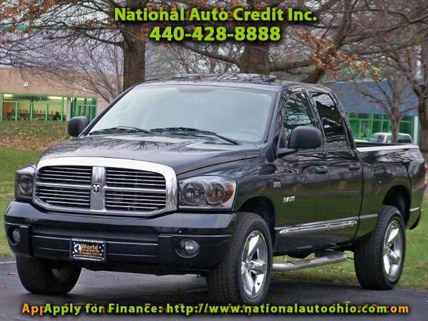 2008 *Dodge* *Ram* *1500* Laramie Quad Cab 4WD. HEMI. Navigation....