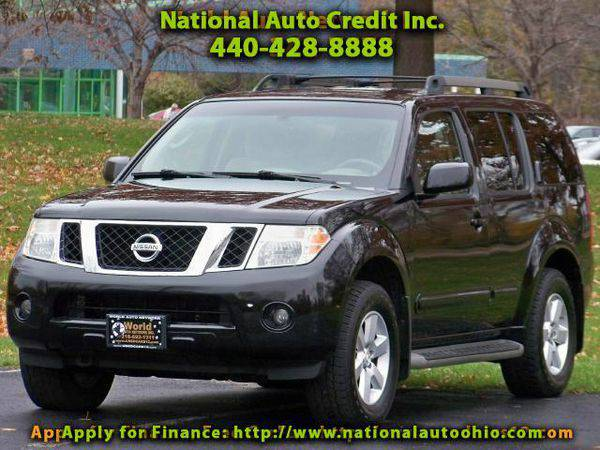 2008 *Nissan* *Pathfinder* SE 4WD. Towing/Camper Pkg. Alloy Wheels....