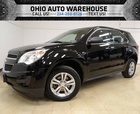 2011 Chevrolet Equinox ALL WHEEL DRIVE 29 MPG We Finance
