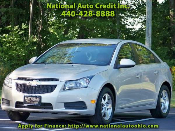 2012 Chevrolet Cruze LT. Low Mileage Vehicle 85k. Power Seat. Alloy Wh