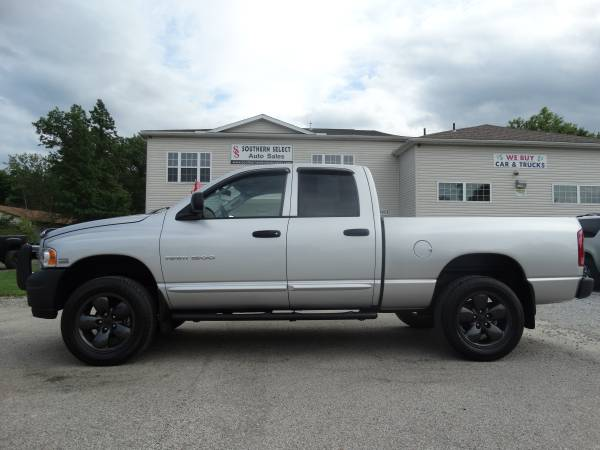 **Lifted Dodge Ram 1500 5.7L HEMI 4x4** MUST SEE!!