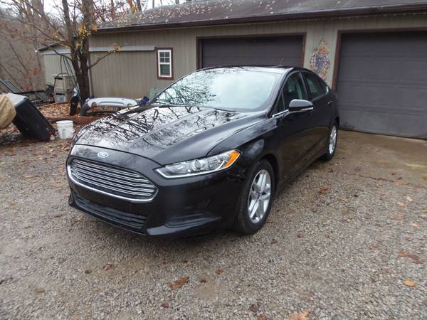 2015 Ford Fusion SE PRICE REDUCTION