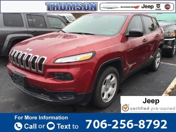 2015 *Jeep* *Cherokee* *Sport* 11k miles