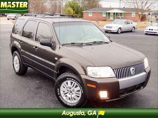 2007 *Mercury MARINER* LUXURY - (Brn)