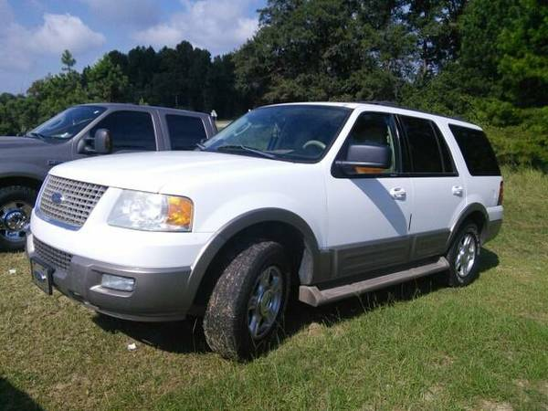 2007 *Ford Expedition* 2WD 4dr Eddie Bauer
