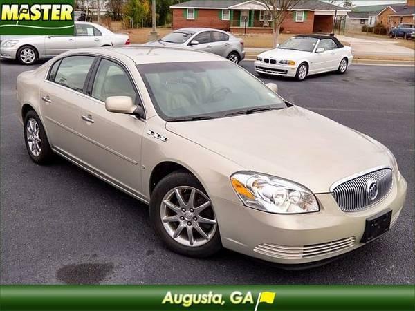 2008 *Buick LUCERNE* CXL - (GOLD)