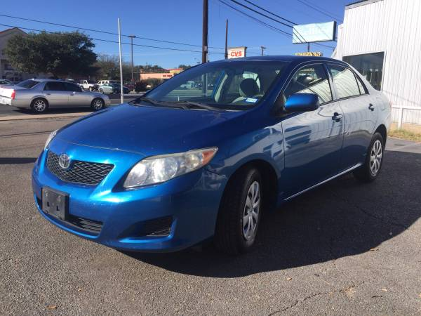 2009 TOYOTA COROLLA LE !! MUST SEE AND TEST DRIVE