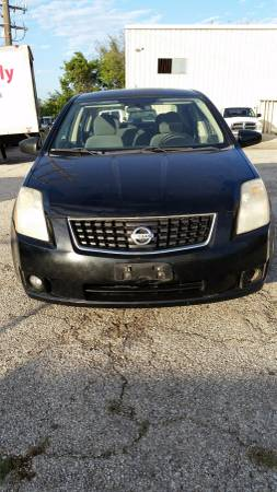 2008 Nissan Sentra 6 speed manual Transmision