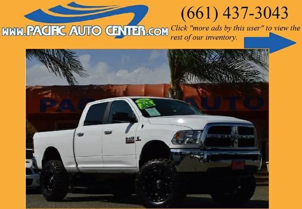 2016 Dodge Ram 2500 3500 SLT * Cummins 6.7L * Diesel * #15419
