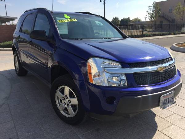 2006 chevy equinox LS Clean title