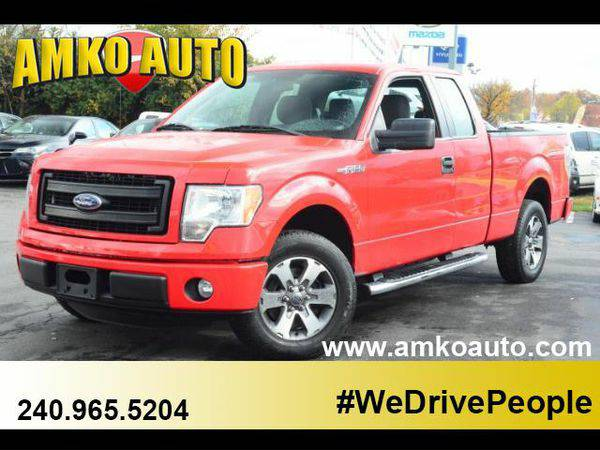 2013 *Ford* *F-150* *F 150* *F150* STX Tax Time! Huge Savings! Low...