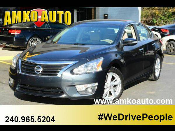 2013 *Nissan* *Altima* 2.5 SV Tax Time! Huge Savings! Low Down!