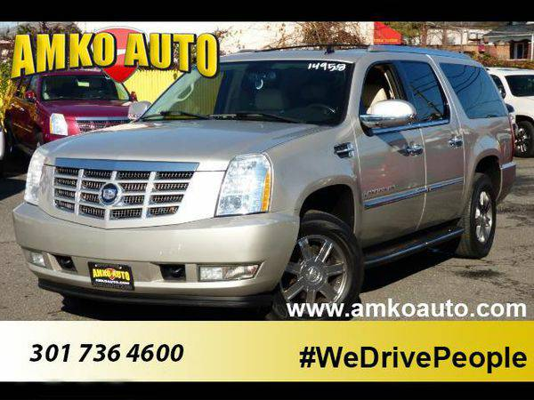 2007 *Cadillac* *Escalade* *ESV* Pre-Tax Season Sales Event!