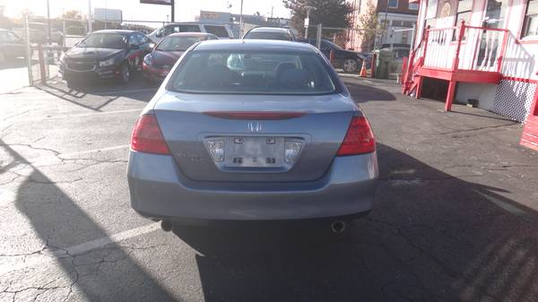 2007 HONDA ACCORD (GREY)