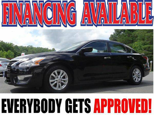 2014 *NISSAN* *ALTIMA* 2.5 SV WE FINANCE EVERYONE! CALL NOW!!!