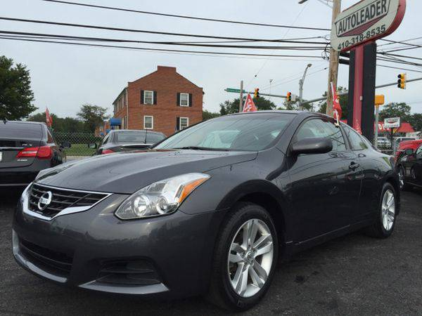2013 *Nissan* *Altima* 2.5 S 2dr Coupe 🚙- 100's of...