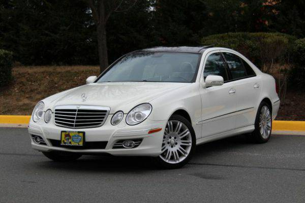 2008 *Mercedes-Benz* *E-Class* E350 Luxury - Guaranteed Financing!