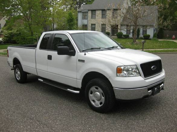 2006 ford f150 work truck(low miles)
