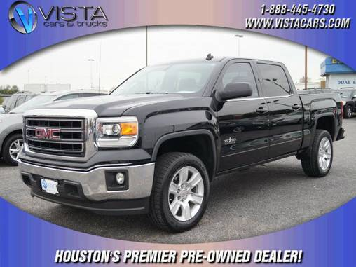 2014 GMC Sierra 1500 SLE $999 DWN! 2.99 APR AVAILABLE!!! 1 OWNER ONLY!