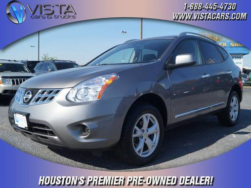 2011 Nissan Rogue SV $699 DOWN! COME GET APPROVED! 100% APPROVALS!!