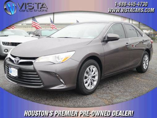 2015 Toyota Camry LE $999 DWN! COME GET APPROVED! 100% APPROVALS!