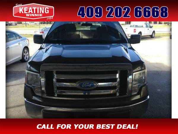 *2009* *Ford F150* *Lariat SuperCrew 5.5-ft. Bed 2WD* Brown