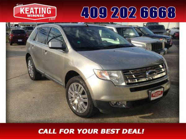 *2008* *Ford Edge* *Limited AWD* Pewter