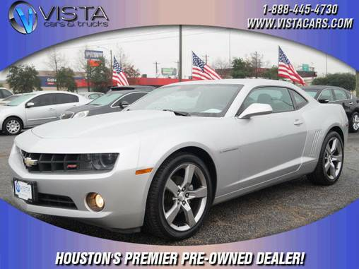 2010 Chevrolet Camaro 2LT $999 DWN! EVERYONE IS GETTING APPROVED