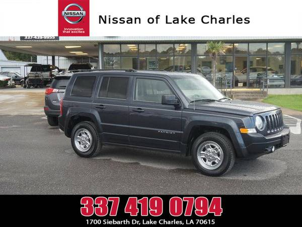 *2014* *Jeep Patriot* ** *True Blue Pearlcoat*