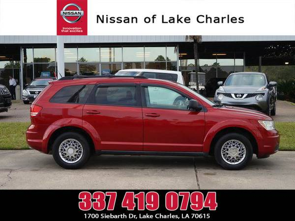 *2010* *Dodge Journey* ** *Inferno Red Crystal Pearl*