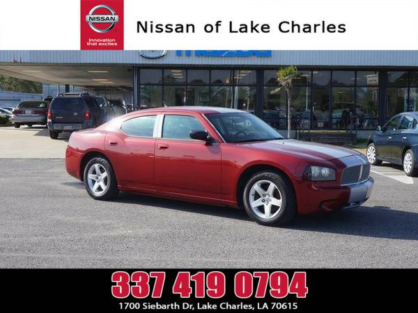 *2008* *Dodge Charger* ** *Inferno Red Crystal Pearl*