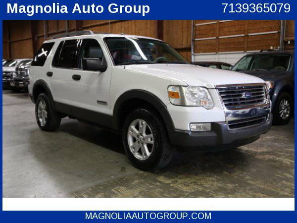 2006 Ford Explorer XLT 2WD