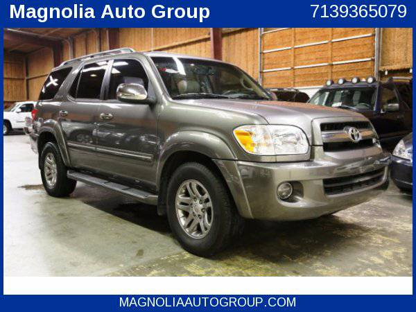 2007 Toyota Sequoia 2WD 4dr Limited