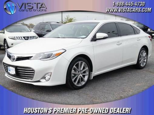 2014 Toyota Avalon XLE $999 DWN! ONE OWNER CLEAN CARFAX!