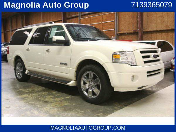 2007 Ford Expedition EL / Ford SUV