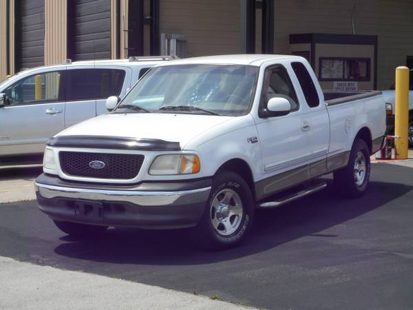 2002 Ford F-150 XLT Extended Cab. DEALERSHIP TRADE-IN! *NEW PRICE*