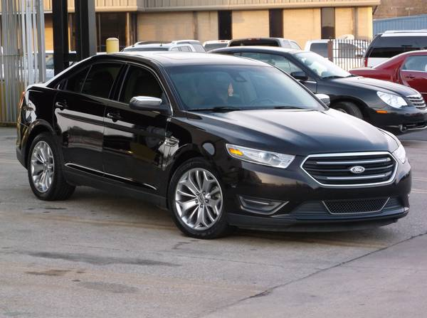 2013 Ford Taurus Limited. ONE OWNER! HEATED SEATS! *NEW PRICE*