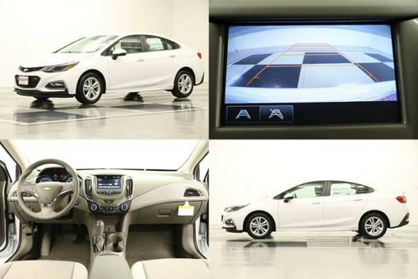 SPORTY CRUZE RALLY SPORT w CAMERA*2016 Chevy*REMOTE START w BLUETOOTH