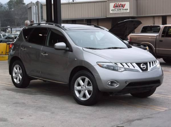 2009 Nissan Murano SL. ONLY 111k Miles! FULLY LOADED!