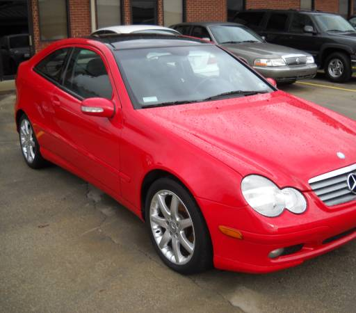 Beautiful 1-Owner 2002 Mercedes C230 Only 83K Actual Miles