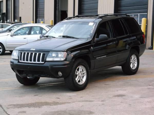 2004 Jeep Grand Cherokee Laredo 4x4. ZERO ACCIDENTS!