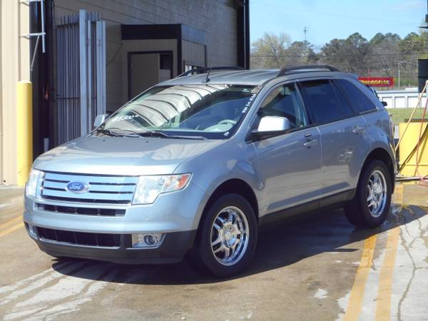2007 Ford Edge SEL. ONLY 116k Miles! CUSTOM RIMS! *NEW PRICE*