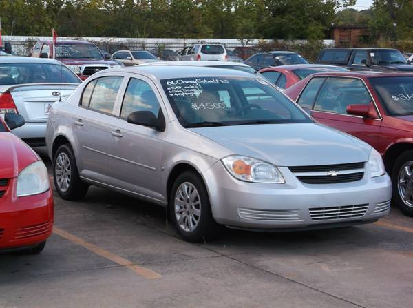 2006 Chevrolet Cobalt LS. ONLY 54k Miles! GAS SAVER!