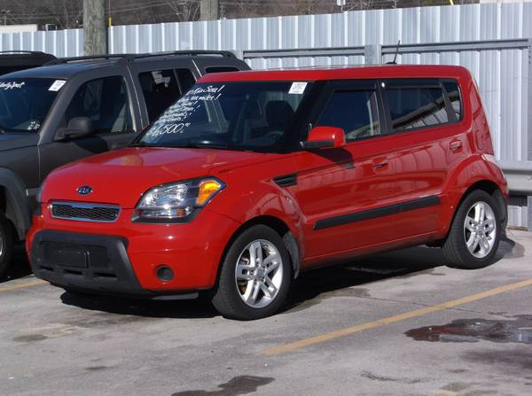 2010 Kia Soul Sport. LOW MILES! ONLY 91k Miles! SUPER CLEAN!