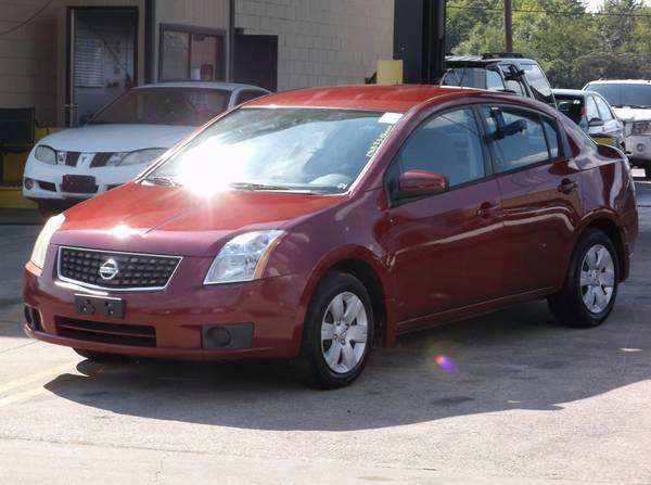 2007 Nissan Sentra 2.0. ONLY 93K Miles! GAS SAVER!